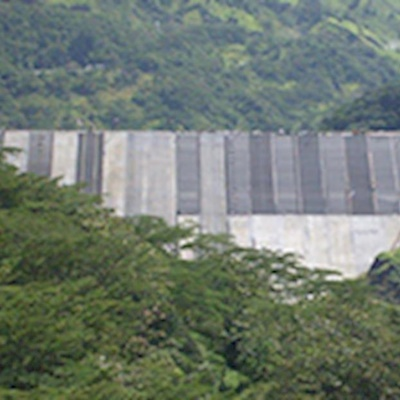 Colombia Dam Waterproofed with Xypex Crystalline Technology