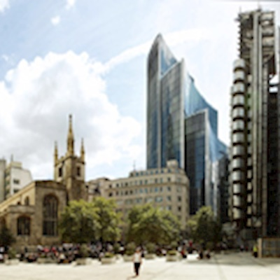 Waterproofing London's Fourth Tallest Building
